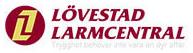 lovestad larmcentral logo